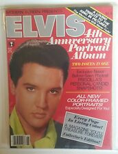ELVIS PRESLEY - 4TH ANNIVERSARY PORTRAIT ALBUM NO. 6 - 1981