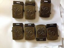 VINTAGE LOT OF MILITARY STYLE BELT BUCKLES