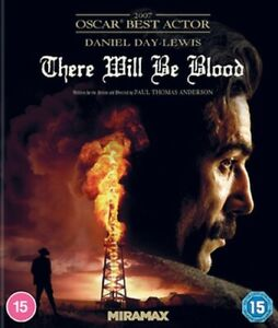 THERE WILL BE BLOOD BLU-RAY [UK] NEW BLURAY