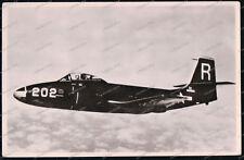 PHOTO-ak-49.mc. DONNEL f2h-1 - LE HURLEUR-Avion-Airplane -