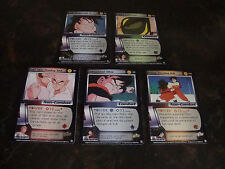 Dragon Ball Z--Saiyan Saga--Rares--Lot Of 5--Multi-Lots--See List--See All Pix