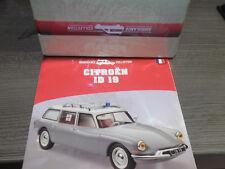 Atlas Ambulance Collection  Citroen ID 19 Kombi   mit OVP + Datenblatt 1:43