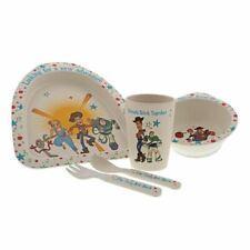 Toy story 4 Bambou Organique Dinner Set-baptême de bébé Cadeaux
