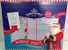 Hallmark Northpole Magic Mail 2014 Write Letters to Santa Elves Get Answer Back