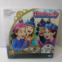 Hasbro Disney Descendants Head Hints Game 2015 Made in USA New