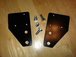 Doorless Mirror Brackets for Suzuki Samurai