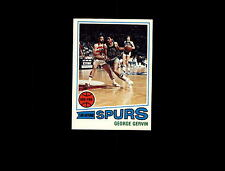 1977 Topps 73 George Gervin NM #D540393