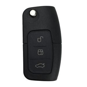 Flip Key Remote Shell 3 Button Case for Ford Falcon Territory Mondeo FPV BF B FG