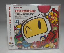 [CD] Super Bomberman R Original Sound Track from Japan