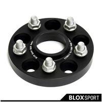 "5x4.5"" Hub Lip Wheel Spacer Adapter (2 x 20mm) 5x114.3 CB56.1 For Subaru WRX STI"