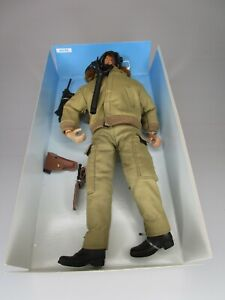 """Soldiers of the World Fighter Pilot WWII 12"""" Figure...Complete..."""