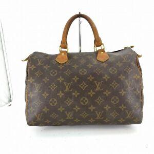 Louis Vuitton  Speedy30 Hand bag monogram M41526 #DV90-264