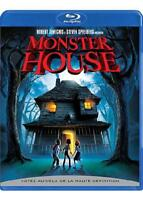 Monster House (BLU-RAY) NEUF