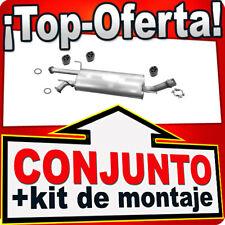Silenciador Intermedio TOYOTA SEQUOIA 4.6 / 5.7 V8 2008-2016 Escape W62