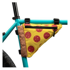 Pizza Bicycle Frame Bag