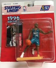 Grant Hill Kenner Starting Lineup figure 1996 NBA Detroit Pistons Suns with CARD