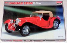 Academy 1/16 Jaguar SS100 1939 Sports Roadster Model Kit