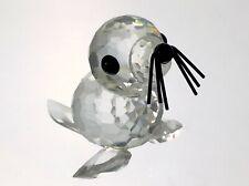Swarovski Crystal Figurine Cute Baby Seal Pup Sea Lion Puppy 21.1g 1.25in K207