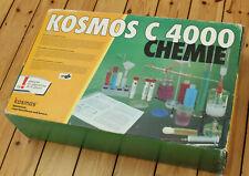 Kosmos C4000 , Chemiebaukasten, komplett und sehr gut erhalten mit Anleitung