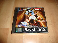 BARBIE EXPLORER DE VIVENDI PARA LA SONY PLAY STATION 1 PS1 NUEVO PRECINTADO