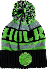 Hulk Hat Boys Girls Official Hat Hulk Warm Winter Hat Beanie Marvel Official Hat