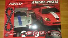 NINCO  XTREME RIVALS  REFER.20122 PORSCHE 911 PLATA Y CALLAWAY ROJO ESPECIALES