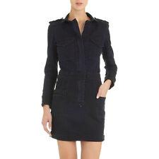 $695 Isabel Marant Denim Dress Size 3 US M/L