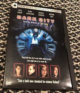 DARK CITY - Platinum Edition - Region 1 DVD - Alex Proyas - William Hurt