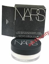 Nars Light Reflecting Setting Powder (Translucent Crystal 1410) New In Pouch&Box