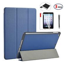 iPad 9.7 Air Air2 2017 2018 Slim Lightweight Smart Stand Case