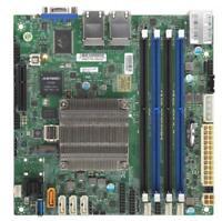 Supermicro A2SDi-4C-HLN4F Motherboard Mini-ITX Atom C3558 IPMI FULL WARRANTY