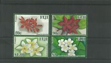 Flowers Fijian Stamps