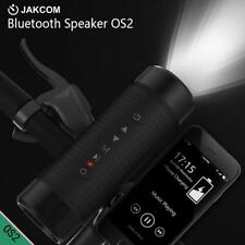 NEW! JAKCOM OS2 Waterproof Bluetooth Stereo Bass Speaker Power Bank Flashlight