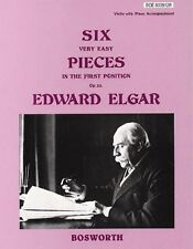 6 Very Easy Pieces for Violin Op. 22 New 014010148