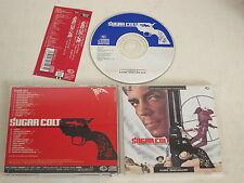 Luis Bacalov/sugar COLT + original bande sonore (kicp 2592) Japon cd album + OBI
