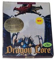 Dragon Lore PC Game by Mindscape (2 CD-Roms) in Original Box