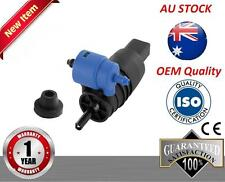 Windshield Washer Pump with GROMMET TWIN OUTLET AUDI Q5 Q7 (2006-2015)