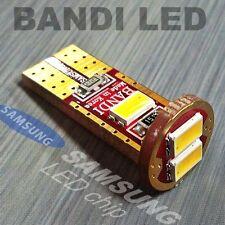 4X BANDI 10T WIDE White Samsung LED 5630 Car Interior Lamp Light Bulbs DC12V