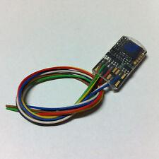 Zimo mx623p12 decoder con Plux 12 interfaccia 0,8a DCC NMRA MM Motorola