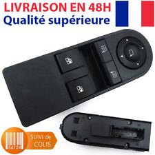 Bouton commande Lève Vitre Opel Astra H Zafira B - réf 13228879 13228706