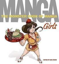 Monster Book of Manga: Girls, Good Condition Book, Studio Ikari, ISBN 9780061537