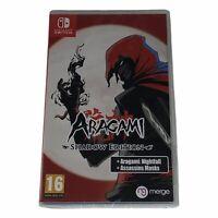 Aragami -- Shadow Edition (Nintendo Switch, 2019) Brand New Sealed