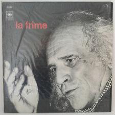 Léo Ferré – La Frime Label: CBS – CBS 82480 Format: Vinyl, LP, Album, Gatefold