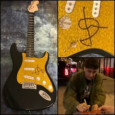 GFA The Strokes Frontman * JULIAN CASABLANCAS * Signed Electric Guitar PROOF COA
