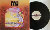 LP Mu The First Album - The Grail Grl 302 - Mint/Mint (Merrel Fankhauser)