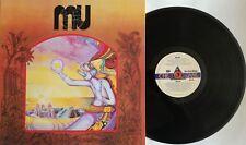 LP Mu The First Album - The Grail Grl 302 - Mint/Mint (Merrell Fankhauser)