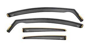 Wind Deflectors For BMW 3 Series M3 E90 4-door Saloon 2004 to 2011 Visor Tinted