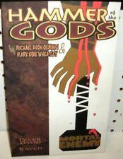 HAMMER OF THE GODS - MORTAL ENEMY  TPB - IMAGE