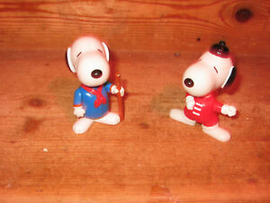 COLLECTIBLE 1999 CHARLIE BROWN DOG SNOOPY WORLD TOUR ACTION PLAYFIGURE ITALY CH
