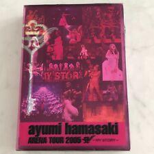 浜崎あゆみ - ayumi hamasaki ARENA TOUR 2005 A - MY STORY - [AVBD-91345] Japan Import